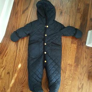 Ralph Lauren Infant Snow Suit. 9 months
